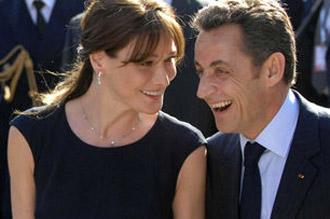 Hommage à Nicolas Sarkozy