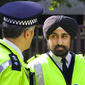 Le multiculturalisme anglais est dans la loi, le nôtre est dans les faits